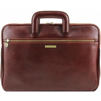 Сумка для документов Tuscany Leather Caserta TL141324 brown