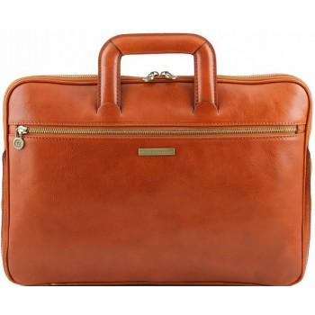 Сумка для документов Tuscany Leather Caserta TL141324 honey