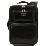 Чемодан Tuscany Leather Voyager TL141390 black