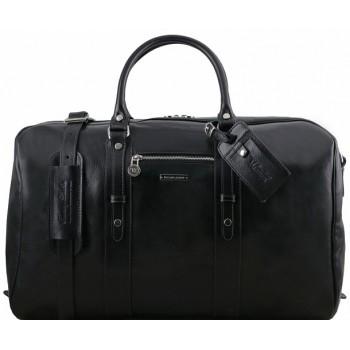 Дорожная сумка Tuscany Leather Voyager TL141401 black
