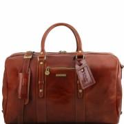 Дорожная сумка Tuscany Leather Voyager TL141401 brown