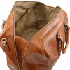 Дорожная сумка Tuscany Leather Voyager TL141401 honey