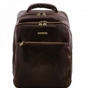 Кожаный рюкзак Tuscany Leather Phuket TL141402 dark brown