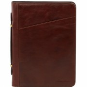 Папка-портфель Tuscany Leather Claudio TL141404 brown