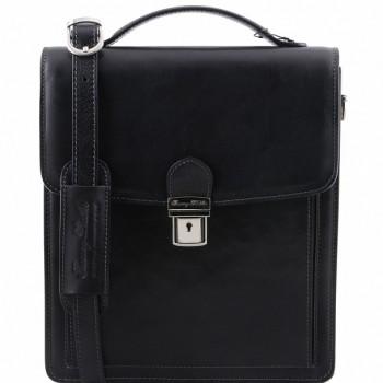 Мужская сумка Tuscany Leather David TL141424 (TL140930) black