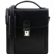 Мужская сумка Tuscany Leather David TL141425 (TL140931) black