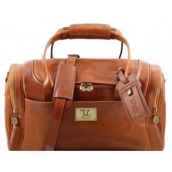 Дорожная сумка Tuscany Leather Voyager TL141441 honey