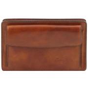 Мужской кожаный клатч Tuscany Leather Denis TL141445 honey