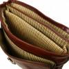 Кожаный портфель Tuscany Leather Alessandria TL141448 brown