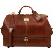 Саквояж на колесах Tuscany Leather Siviglia TL141451 brown