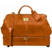 Саквояж на колесах Tuscany Leather Siviglia TL141451 honey