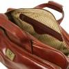 Дорожная сумка на колесах Tuscany Leather Samoa TL141453 brown
