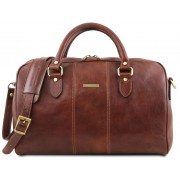 Дорожная сумка Tuscany Leather Lisbona TL141658 brown