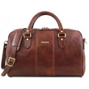 Дорожная сумка Tuscany Leather Lisbona TL141658 brown