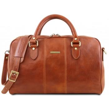 Дорожная сумка Tuscany Leather Lisbona TL141658 honey