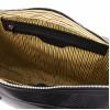 Кожаная сумка для ноутбука Tuscany Leather Treviso TL141986 black