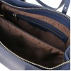 Женская кожаная сумка Tuscany Leather TL Bag TL142037 blue