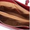 Женская кожаная сумка Tuscany Leather TL Bag TL142037 red