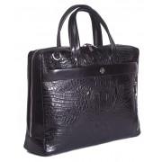 Деловая сумка NARVIN (Vasheron) 9752-N.Bambino/Black