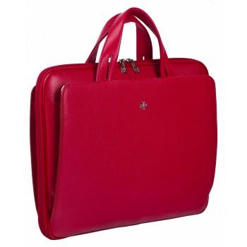 Деловая сумка NARVIN (Vasheron) 9753-N.Polo/Red