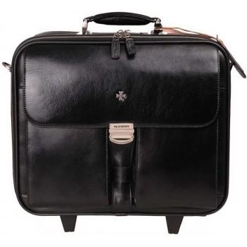 Дорожный портфель Vasheron 9806 Black