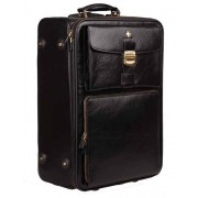 Дорожный чемодан Vasheron 9830 Black
