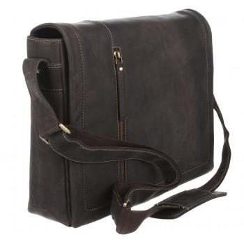 Сумка для ноутбука Visconti Foster 16072 oil brown