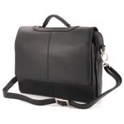 Деловая сумка Visconti Alfie M 659 black