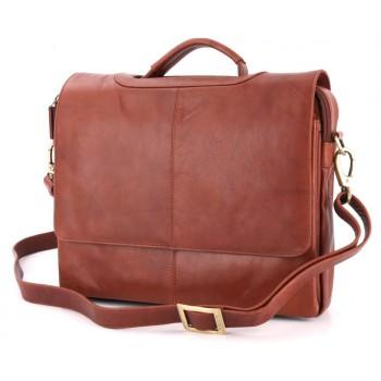 Деловая сумка Visconti Alfie M 659 brown