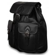 Кожаный рюкзак Visconti 1699L black