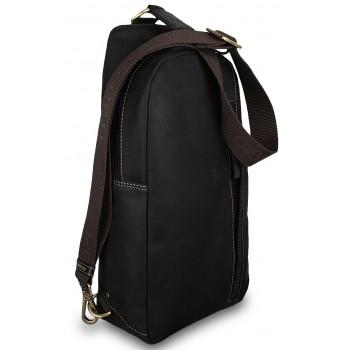Кожаный рюкзак Visconti Shark 16132 oil brown
